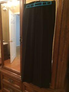 Pants , dressy black size 3-4