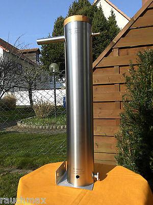 Kaltrauchgenerator Rauchmax XL Edelstahl Cold Smoker Kaltraucherzeuger 6-7 Std