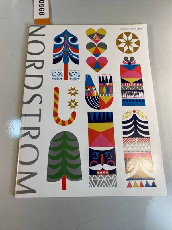 nordstrom catalog holiday  vintage nov 2015 xmas christmas 0568