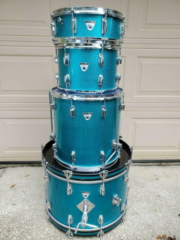 Ludwig Standard Series S-320 Vintage Four Piece Drum set