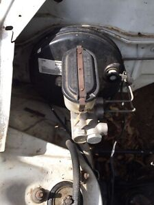 Ford XH Falcon Ute Brake Booster and Master Cylinder