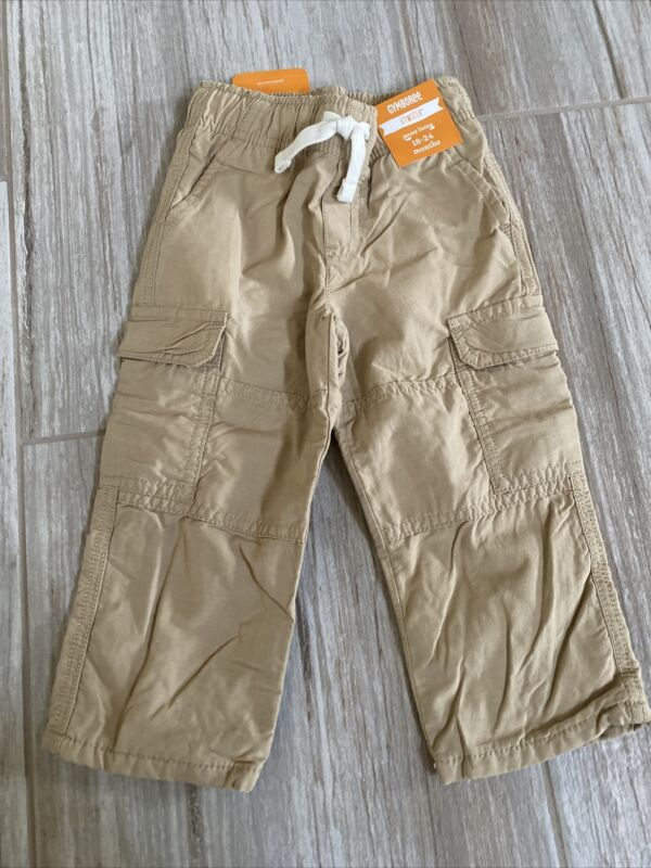 Gymboree Gymster Cargo Pants