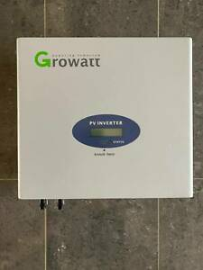 Growatt PV Grid Solar Inverter