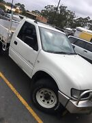 2000 rodeo turbo diesel St Georges Basin Shoalhaven Area Preview