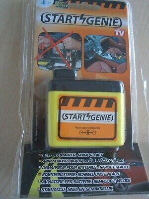 Start Genie Best Direkt Starter Batterie schnell und einfach OVP NEU! ANGEBOT!