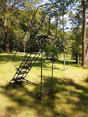 6 Industrial Walk Up Ballymore Pa Vintage Ladder