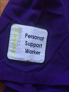 CENTENNIAL COLLEGE PERSONAL SUPPORT WORKER SCRUBS