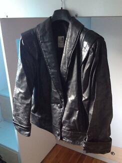 Leather Jacket from Argentina Northmead Parramatta Area Preview