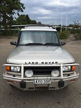 Landrover Discovery - Series II - TD5 - 2000 Warners Bay Lake Macquarie Area Preview