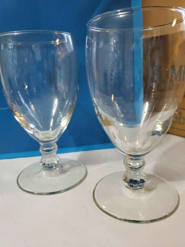 Libbey Columbian Goblet 10.5 oz Lot Of 15