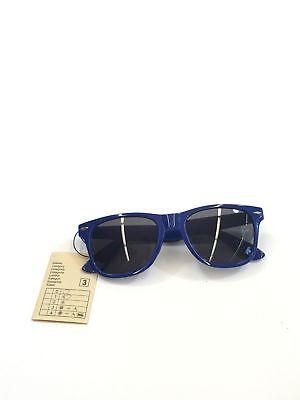 Sion Kölsch Sonnenbrille Nerd style blau – UV400 Klasse 3