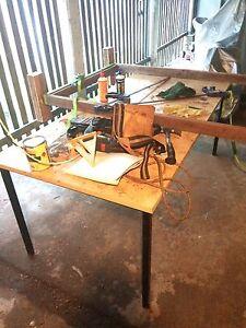 2x FREE tables - art or workshop? Paddington Brisbane North West Preview