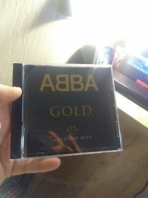 Gold: Greatest Hits by ABBA (CD, Oct-2008, Universal Distribution)