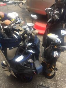 Golf Clubs - Various - must take all