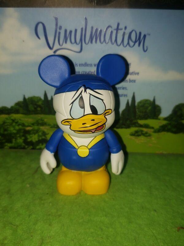 """DISNEY Vinylmation 3"""" Park Set 1 Have A Laugh Donald Duck"""