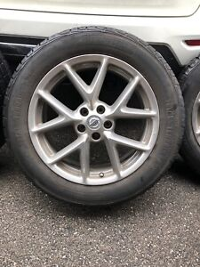 Sports Rims  19 in / tires 245/55/R19 package