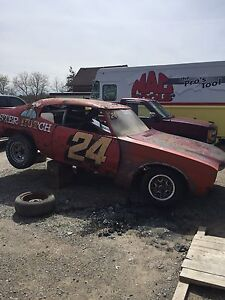 Early 70s Race Car Chevelle