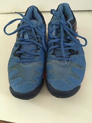 Aasics Sneakers Blue Size 7.5 Gel Resolution