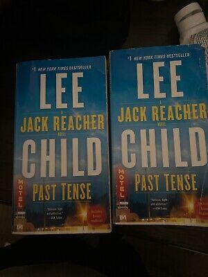 Past Tense: A Jack Reacher Novel by Lee Child (2018 Paperback) - NYT Best (Best Lee Child Novels)