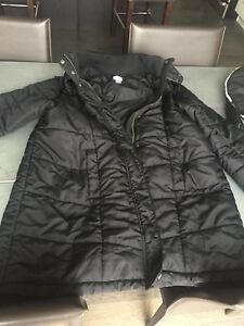 Motherhood Maternity Winter Jacket -L