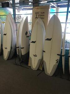 New surfboards assorted Anna Bay Port Stephens Area Preview