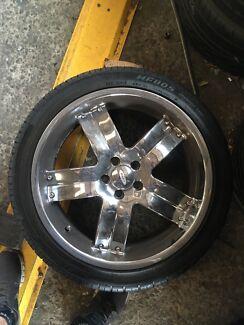 Suburu wheels