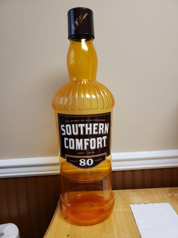 Southern Comfort Liqueur 2ft 6in Plastic Bottle Display Man Cave Home Bar 🔥🔥