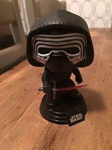 Kylo Ren Pop Vinyl Pop Star Wars