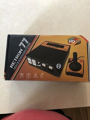 Hyperkin Retron 77 Atari 2600 HD Console Open Box