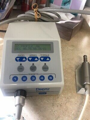 Used Dentsply Tulsa Dental Dtc Endo Motor