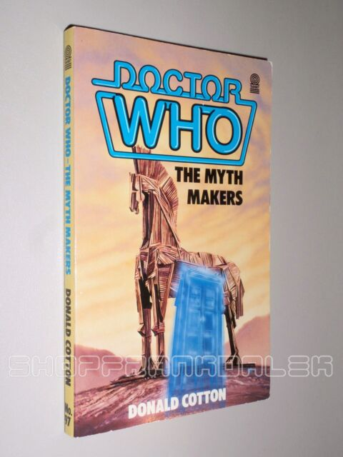 Doctor Who - The Myth Makers (Target books)