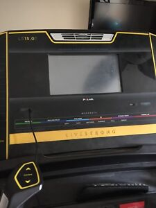 Livestrong 15, great machine
