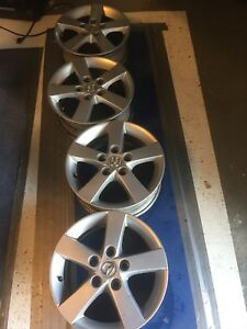15inch Mazda mags set of 4