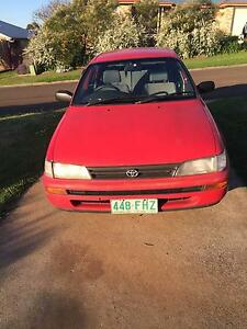 1995 Toyota Corolla Hatchback Toowoomba Toowoomba City Preview