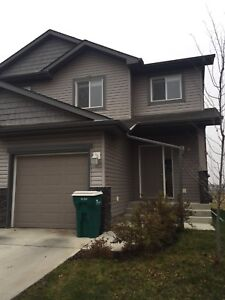 Duplex For Rent- Spruce Grove, AB
