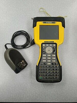 Trimble Tsc2 Data Collector With 2.4 Ghz Radio Charger No Survey Software
