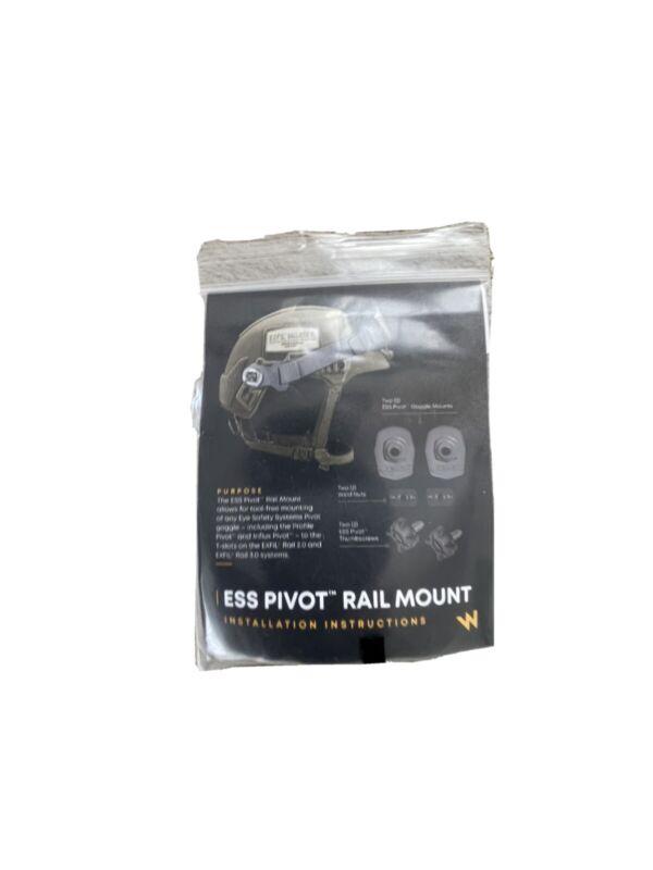 Team Team Wendy ESS Pivot Rail Mount Set