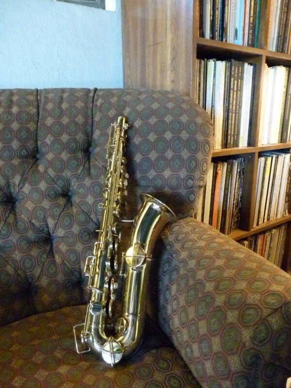 Buescher C-Melody Tenor Saxophone Low Pitch