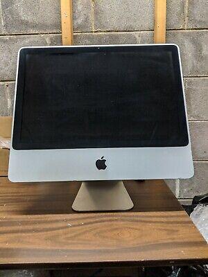 "Apple iMac 20"" Core 2 Duo 2.66GHz Early 2009 320GB HDD 8GB RAM El Capitan"