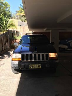 Jeep Grand Cherokee Laredo 1998