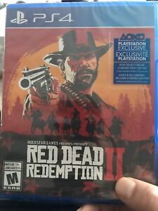 Red Dead 2 PlayStation 4 PS4
