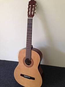 Classical Guitar. Hohner Hand Crafted, Model HC06. AS NEW. Harris Park Parramatta Area Preview