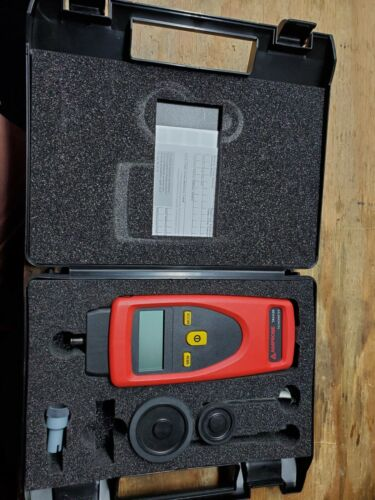 Amprobe Tach20 Combination Handheld Tachometer Contact and Non-Contact
