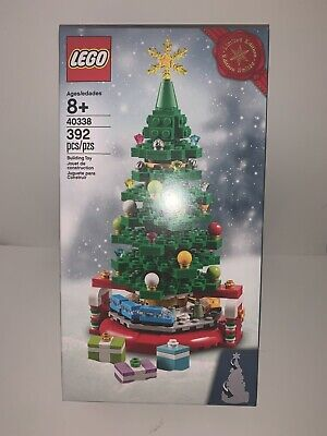 7 day XMAS SALE LEGO 40338 CHRISTMAS TREE WITH TRAIN & PRESENTS