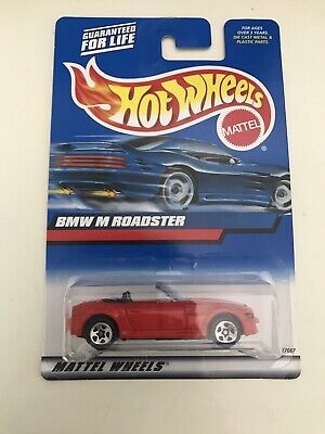 2000 Hot Wheels Red BMW M Roadster #100