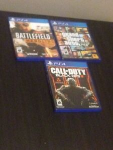 3 PS4 games