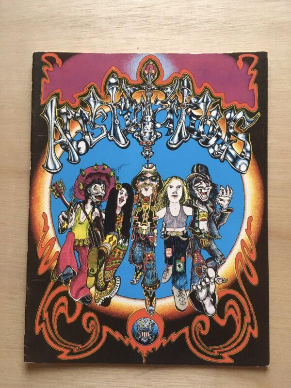Austintatious Underground Comic Austin Texas 1973
