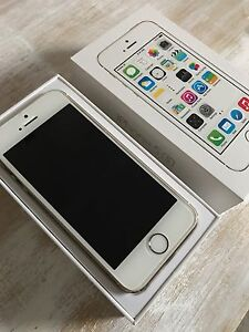 iPHONE 5S 16GB IN GREAT CONDITION (USED) Perth Perth City Area Preview