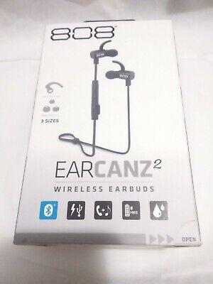 Earcanz2 808 wireless earbuds