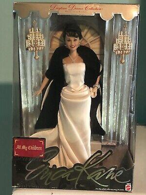 All my Children Erica Kane Daytime Drama 1998 Barbie Doll